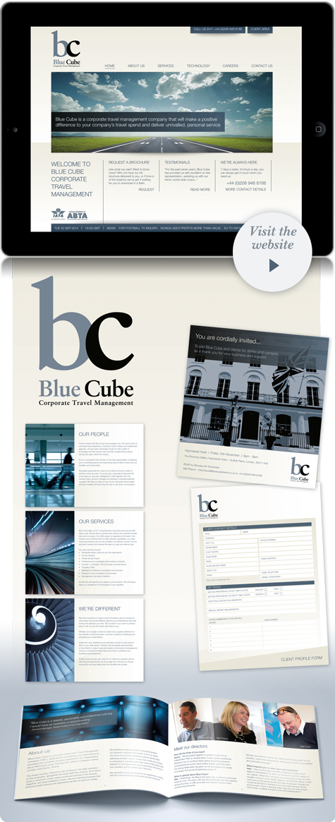 Blue Cube Corporate Travel