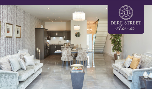 Sales Success for Dere Street Homes