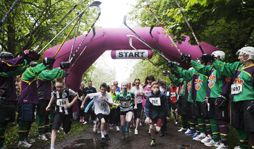 The Children's Cancer Run is better than ever in it's 31st year