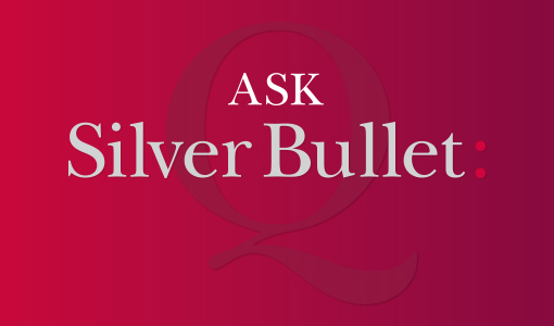 Ask Silver Bullet: January 2016